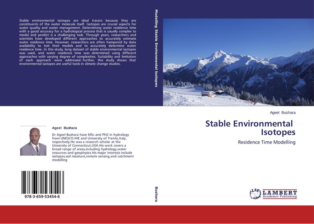 Stable Environmental Isotopes als Buch von Agee...