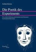 Die Poetik des Experiments