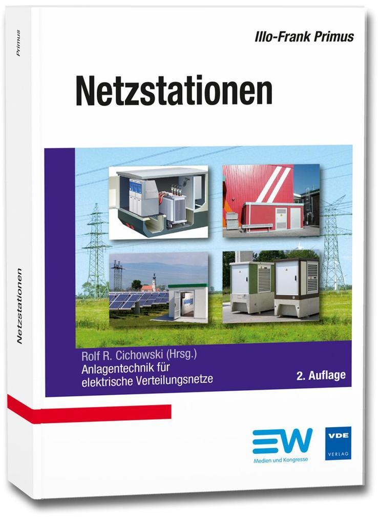 Netzstationen als Buch von Illo-Frank Primus