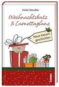 Weihnachtskatz & Lamettaglanz