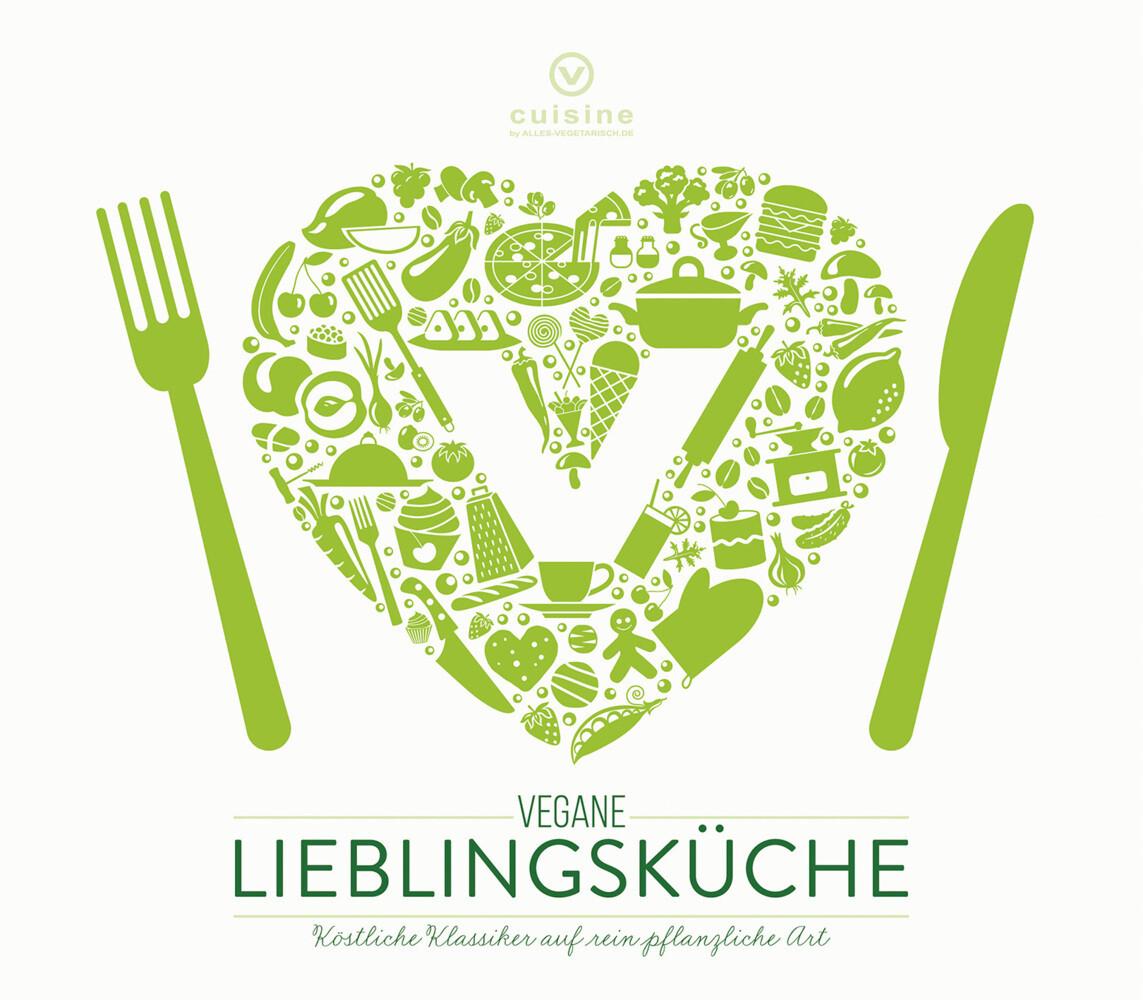 Vegane Lieblingsküche als Buch von Sophie Mathisz