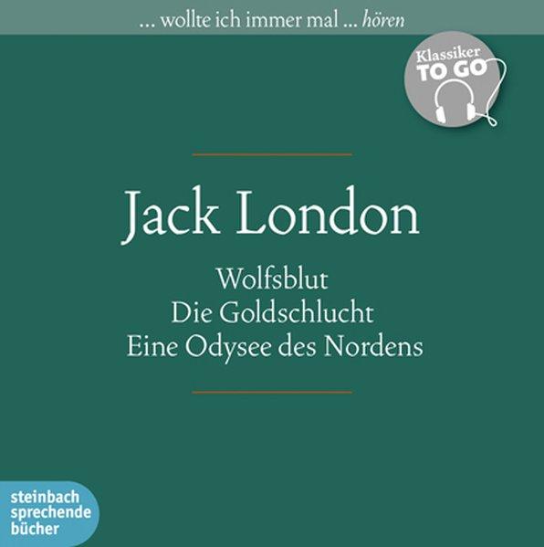 Jack London als Hörbuch CD von Jack London
