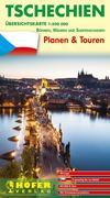 Tschechien Übersichtskarte CZ 444