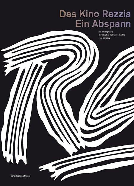 Das Kino Razzia als Buch von Michel Bodmer, Jud...