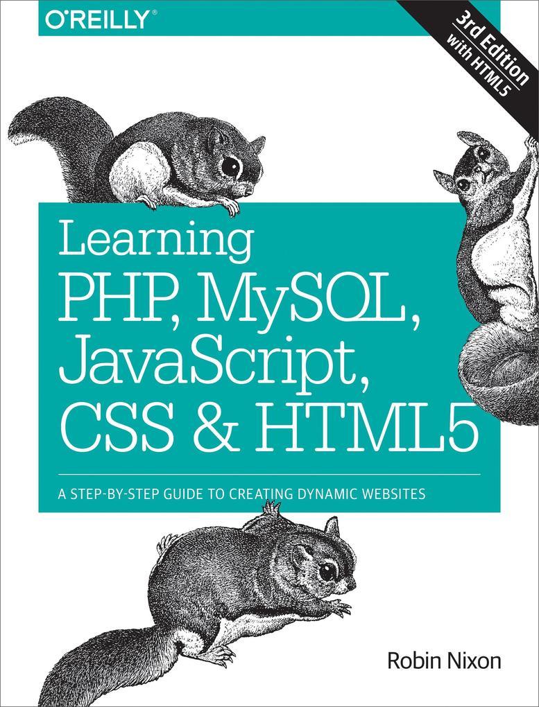 Learning PHP, MySQL, JavaScript, CSS & HTML5 al...