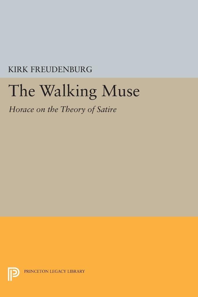 The Walking Muse als Taschenbuch