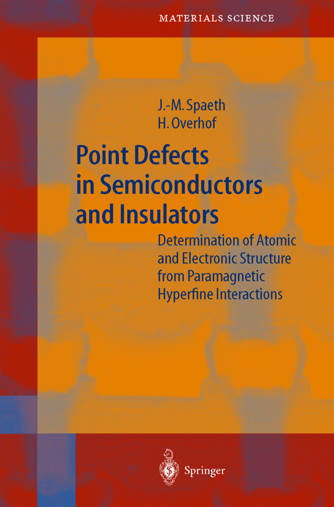 Point Defects in Semiconductors and Insulators als Buch