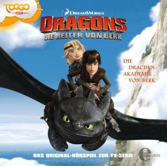 Dragons - Die Reiter von Berk 01. Drachen-Akade...