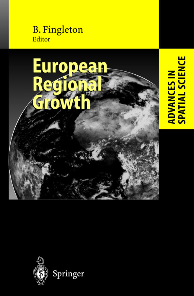 European Regional Growth als Buch