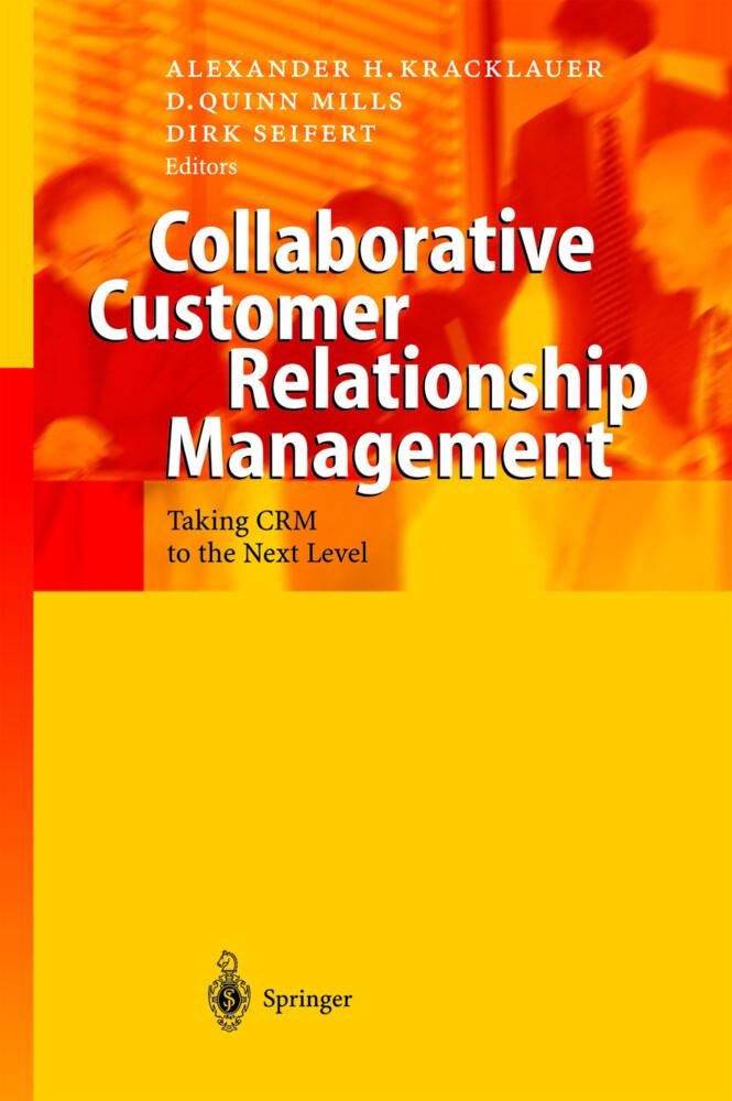 Collaborative Customer Relationship Management als Buch