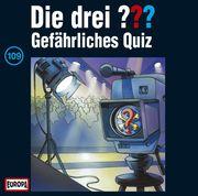 Die drei ??? 109. Gefährliches Quiz (drei Fragezeichen) CD