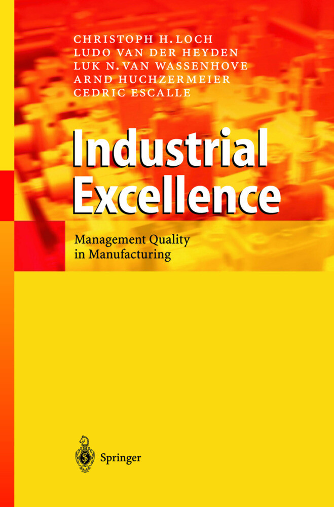 Industrial Excellence als Buch