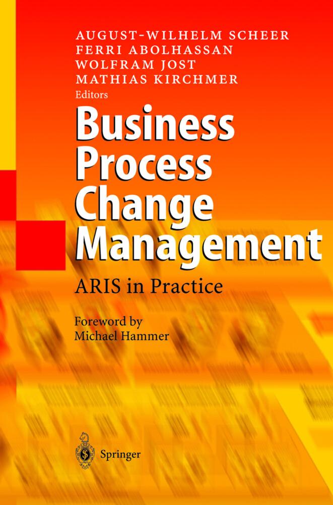 Business Process Change Management als Buch