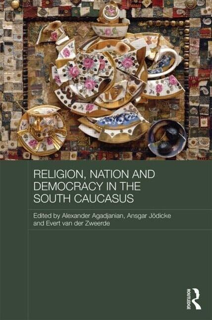 Religion, Nation and Democracy in the South Caucasus als Buch (gebunden)