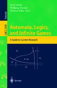 Automata, Logics, and Infinite Games