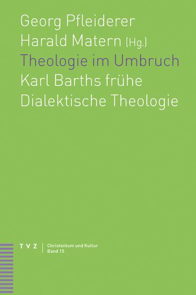 Theologie im Umbruch als Buch von