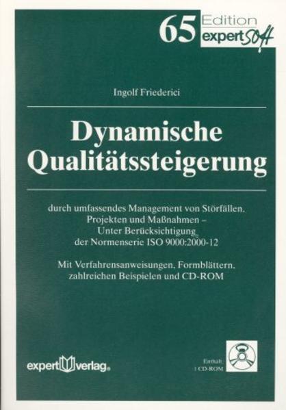 Dynamische Qualitätssteigerung als Buch