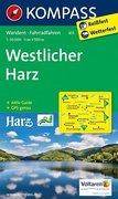 Westlicher Harz 1 : 50 000
