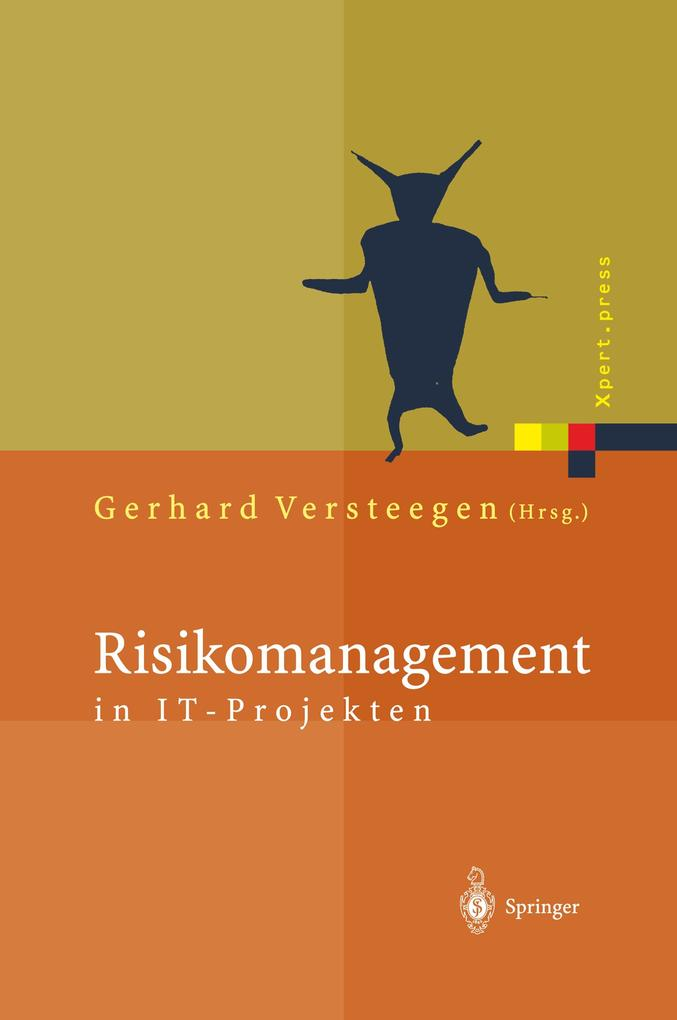 Risikomanagement in IT-Projekten als Buch von