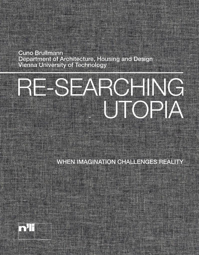 re-searching utopia als Buch von