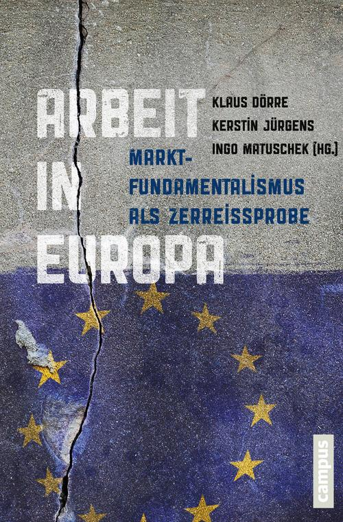Arbeit in Europa als eBook Download von