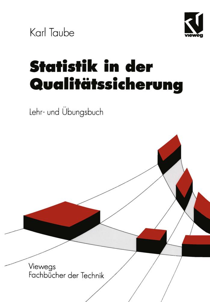 Statistik in der Qualitätssicherung als Buch vo...