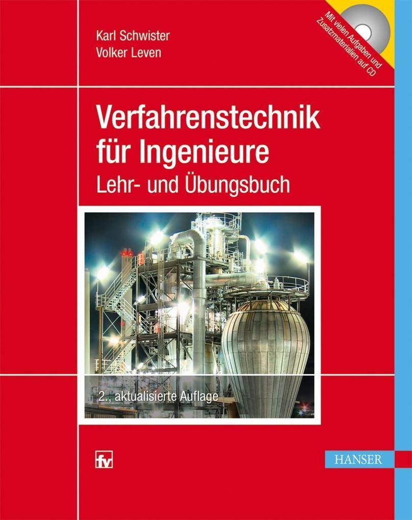 Verfahrenstechnik für Ingenieure als Buch von K...