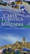 Carta turistica della Maremma 1 : 200 000