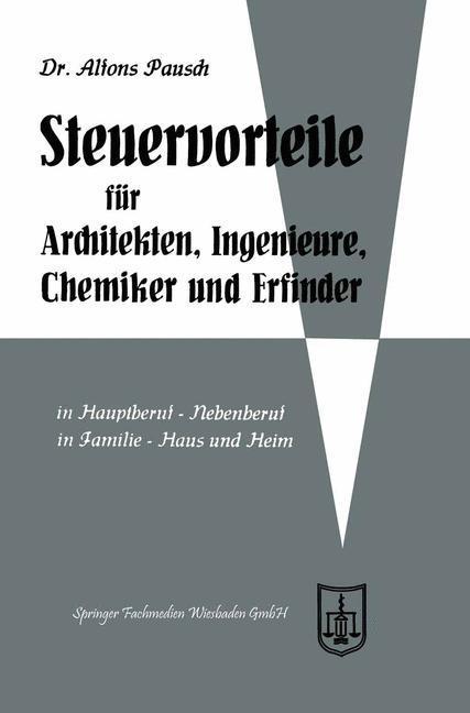 Steuervorteile für Architekten, Ingenieure, Che...