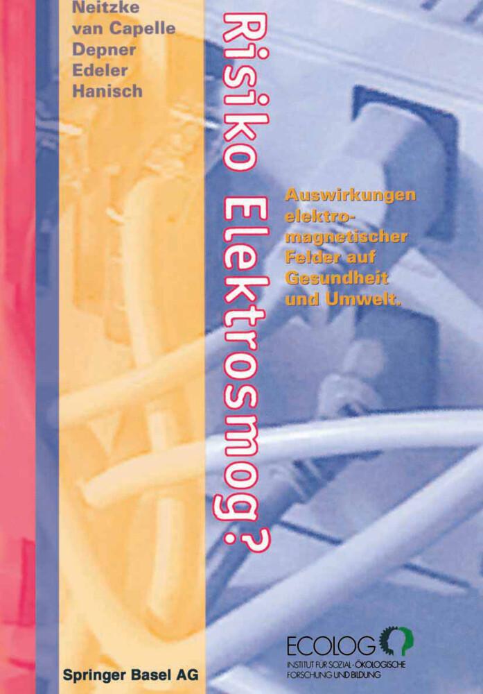 Risiko Elektrosmog? als Buch von Jürgen van Cap...