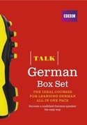 Talk German Box Set (Book/CD Pack)