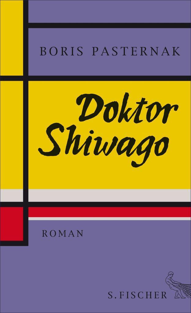 Doktor Shiwago als eBook