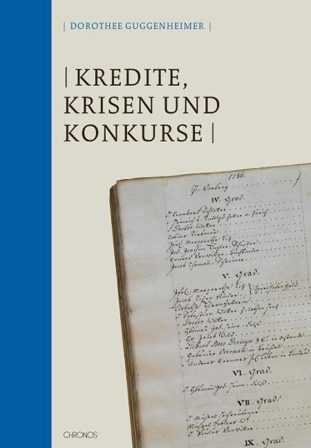 Kredite, Krisen und Konkurse als Buch von Dorot...