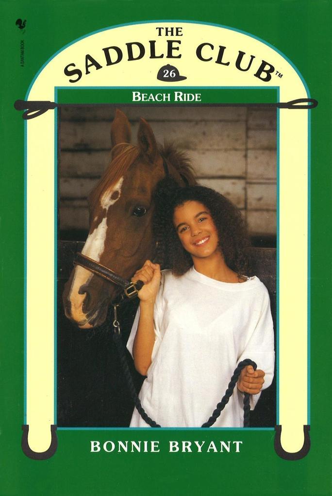 Saddle Club Book 26: Beach Ride als eBook Downl...