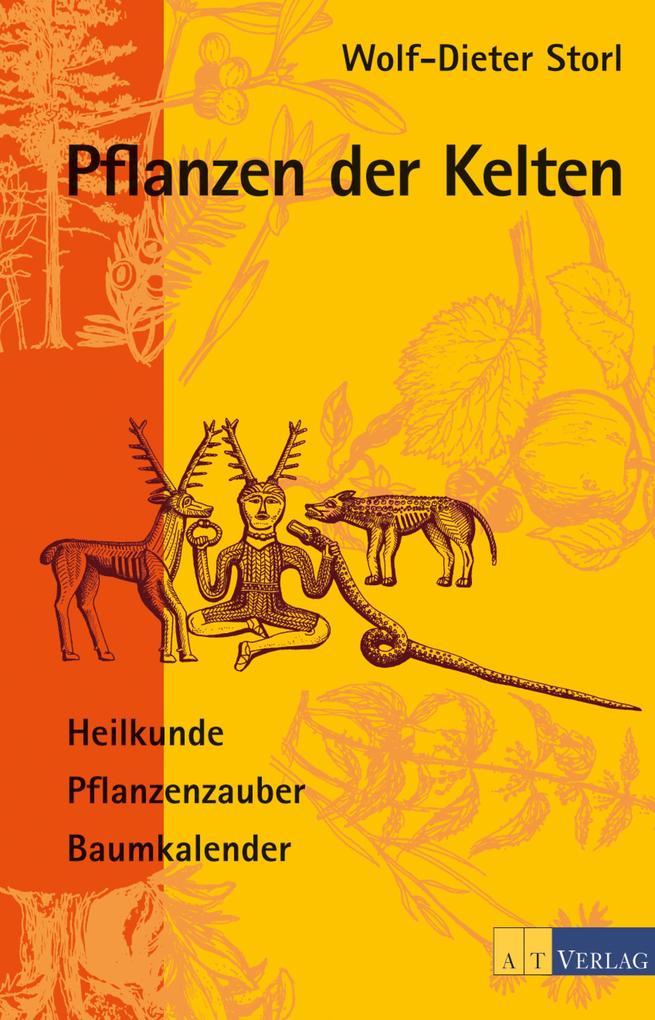 Pflanzen der Kelten als eBook