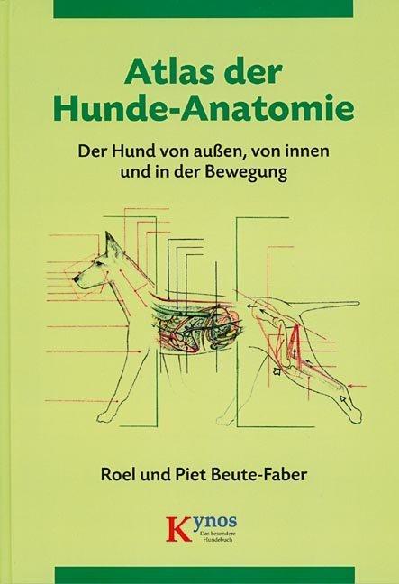 Atlas der Hunde-Anatomie als Buch