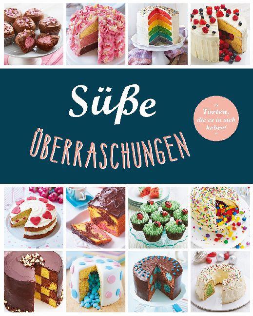 Süße Überraschungen als Buch von