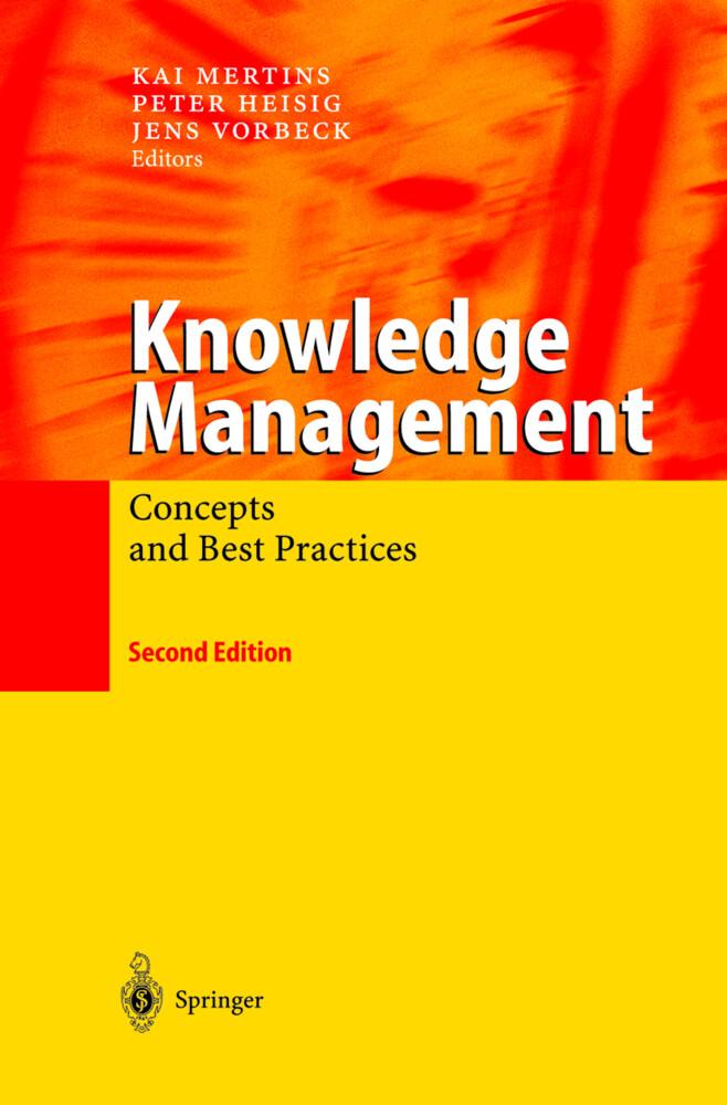 Knowledge Management als Buch