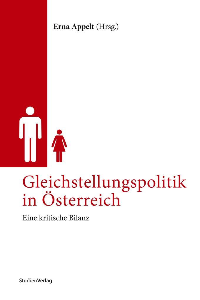 Gleichstellungspolitik in Österreich als Buch