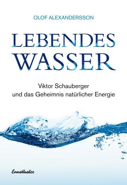 Lebendes Wasser als Buch