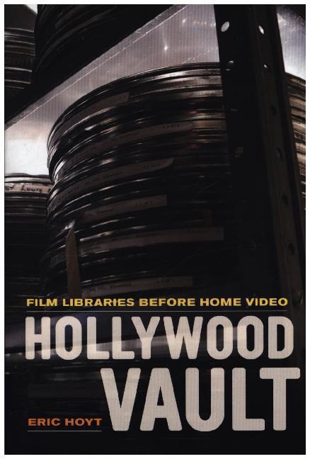 Hollywood Vault als Buch von Eric Hoyt