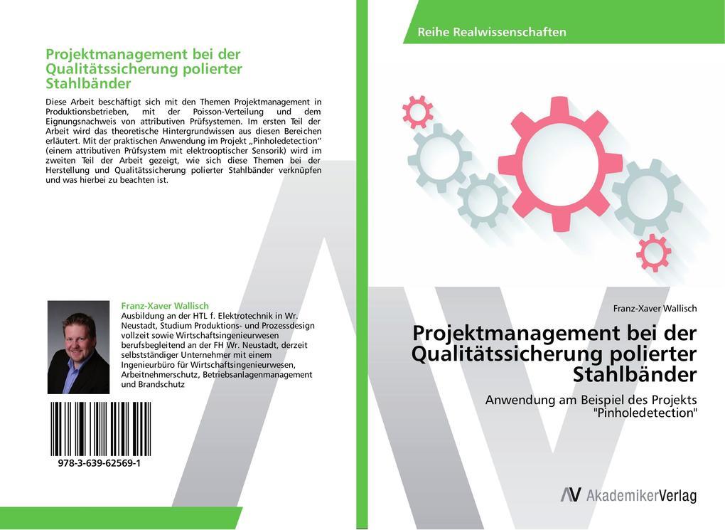 Projektmanagement bei der Qualitätssicherung po...