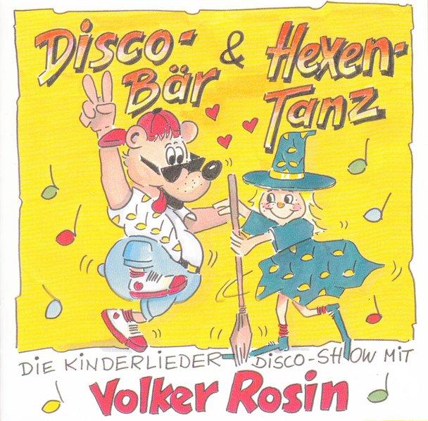 Discobär und Hexentanz. CD als Hörbuch