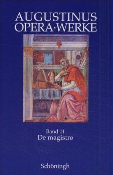 De magisto. Philosophische und antipagane Schriften als Buch