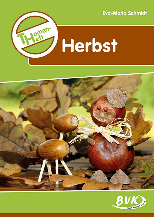 Themenheft Herbst als Buch