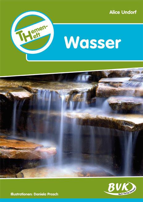 Themenheft Wasser als Buch