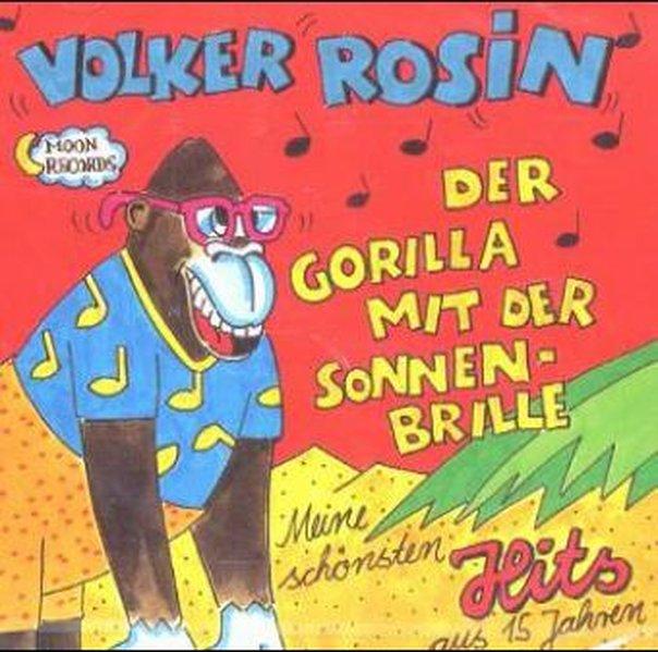 Der Gorilla mit der Sonnenbrille. CD als Hörbuch