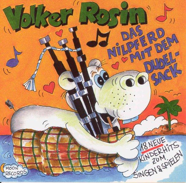 Das Nilpferd mit dem Dudelsack. CD als Hörbuch