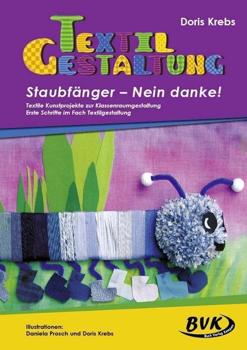 Textilgestaltung als Buch