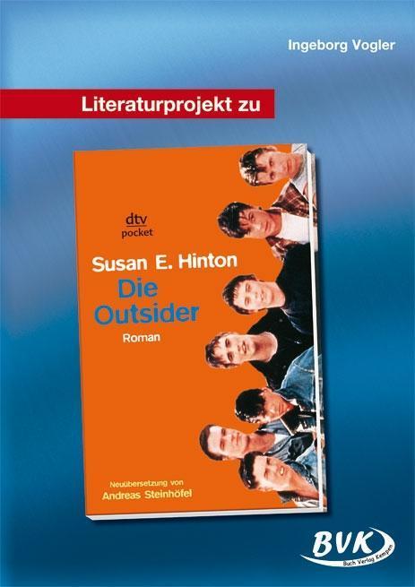 Literaturprojekt. Die Outsider als Buch